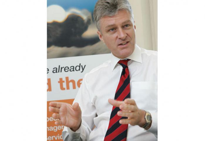 NIGEL MOORE: Employers should offer job variety. (Simon Cobon/ITP)
