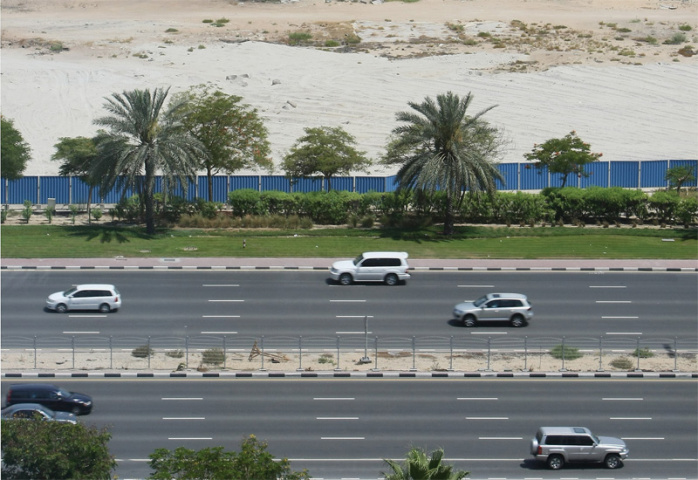 Watch our for diversions on Sheikh Zayed Road starting in October.