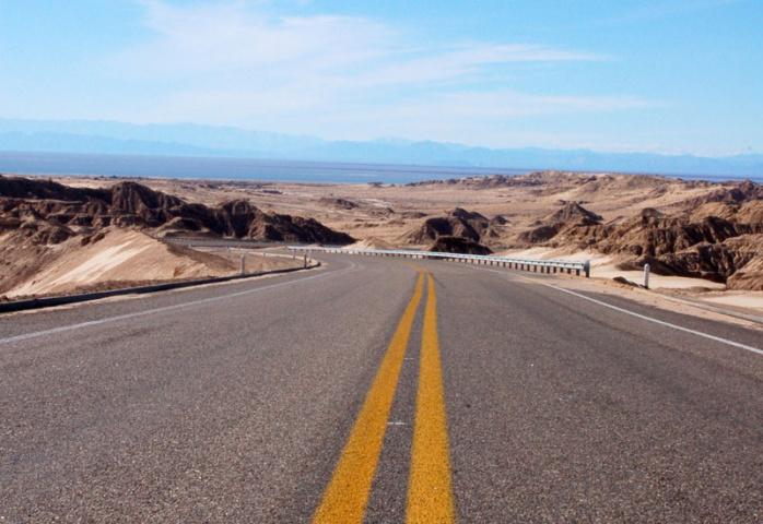 Abu dhabi, Department of transport, Roads