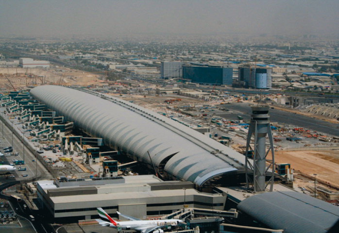 TRAFFIC DEMAND: Strategies in airspace planning must be adopted within the region.