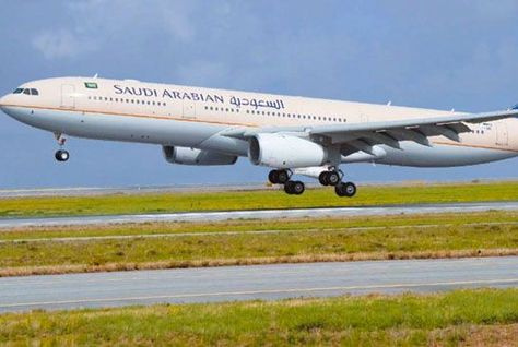 Saudia Airlines, Emergency, Plane, Aviation