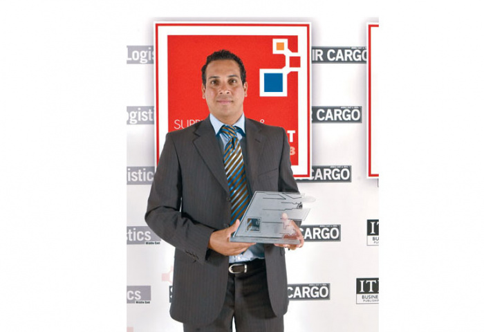 Samer Hajjar, general manager, Aramex.