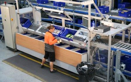 Logistics, NEWS, Materials Handling
