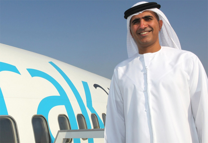 Sheikh Salem says RAK Airways is fulfilling its commitments.