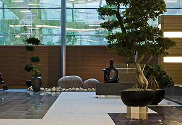 Sofitel Hotel Heathrow is a lot more popular than the airport it serves.