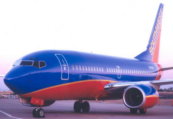 Denver is a hub airport for Southwest.
