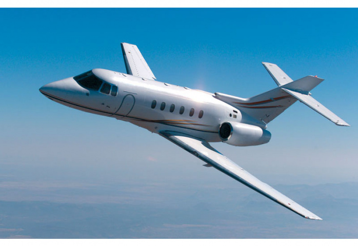 DOUBLE FIGURES: EAG is expected to have between 10 and 12 planes in operation later this year.