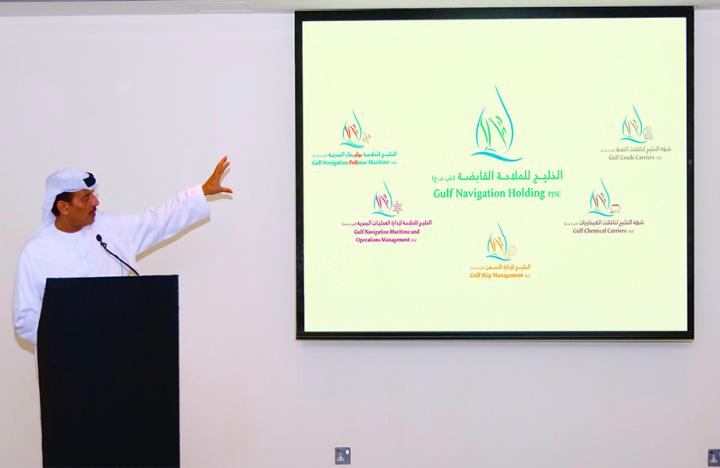 As he did with Dubai Drydocks, group chief executive, Khamis Juma Buamim has been able to turn the company's fortunes around.