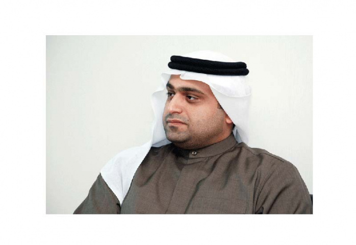 SULTAN AL MIDFA: Empost advance their services with new technology.