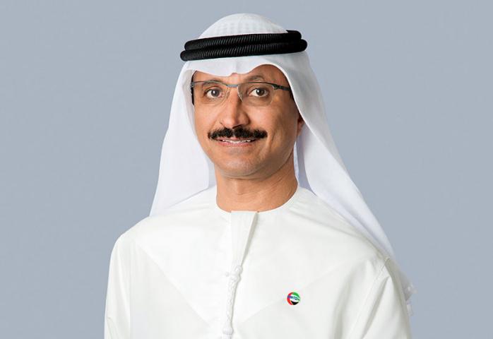Ahmed bin Sulayem, chairman, DP World