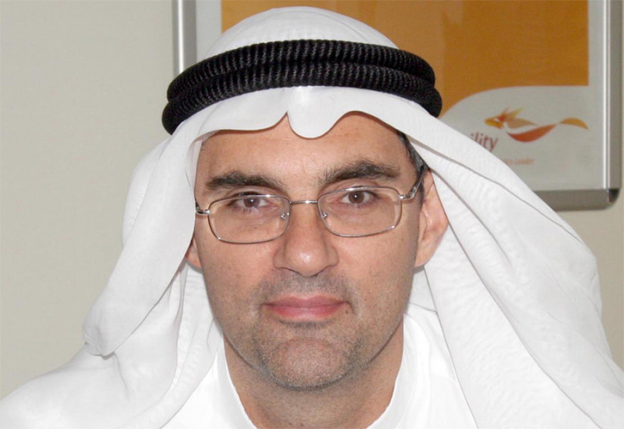 Tarek Sultan says Agility's commercial business is steadily growing.