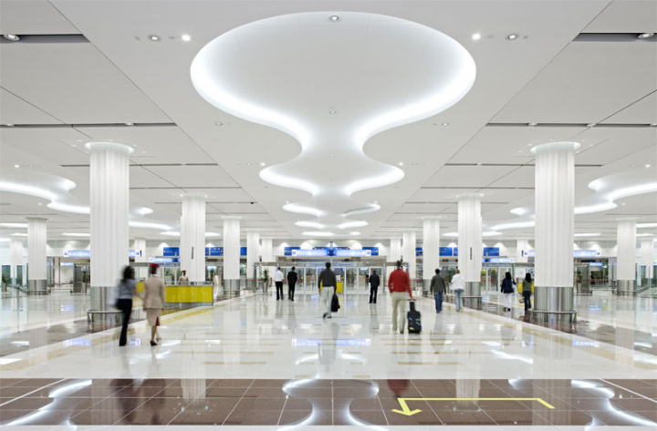 Dubai International Airport (Picture for illustrative purposes only)