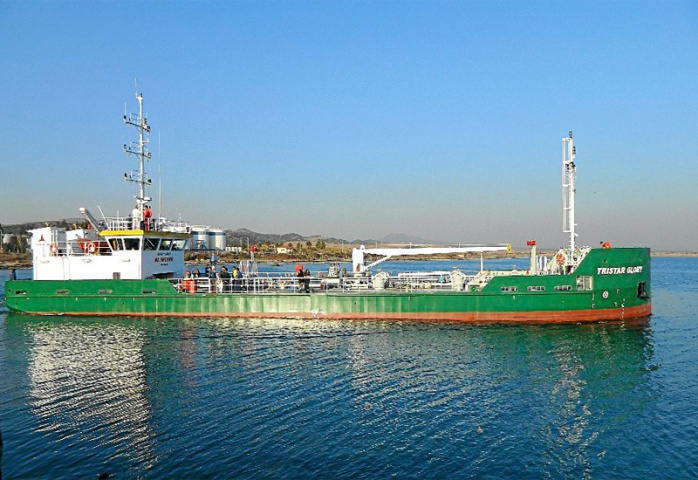 Tristar operates a fleet of chemical tankers