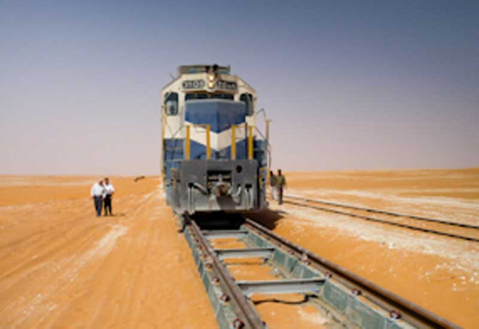 Rail could be a popular way to transport freight around the GCC.