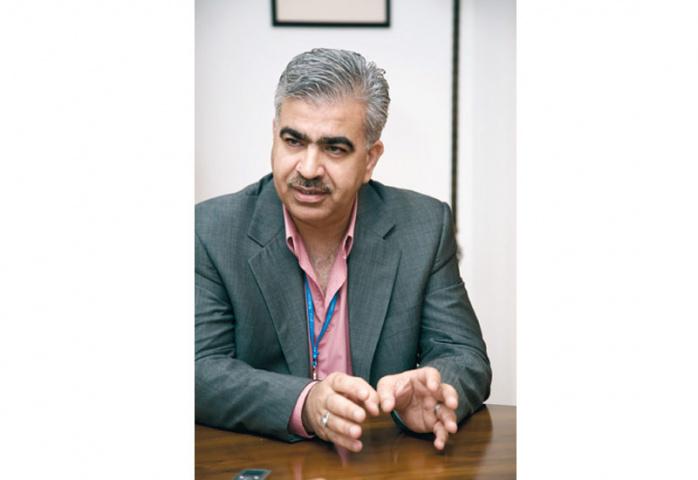 SAMIR SAJET: Regional aviation safety officer for the WFP.