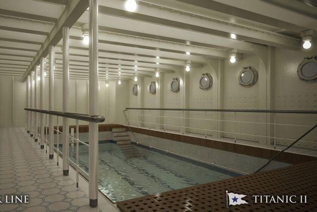 Titanic II indoor swiming pool