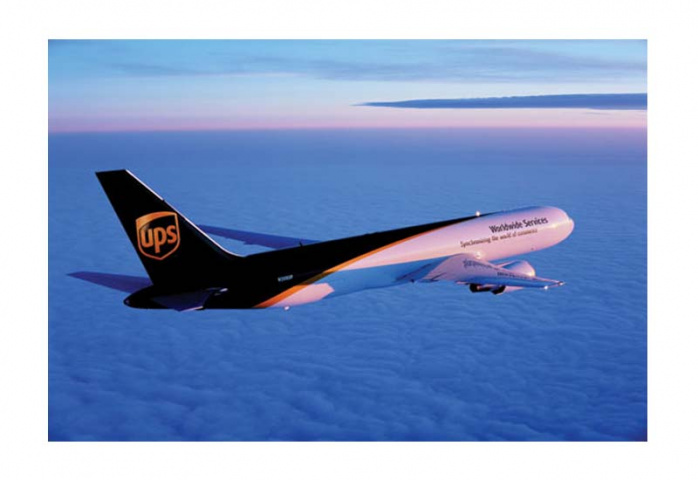 PREPARING FOR TAKE-OFF: The UPS airline is the ninth largest in the world possessing 234 aircrafts and 325 chartered aircrafts, serving 220 countries