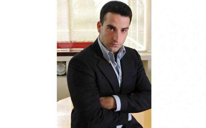 Harry Vafias, CEO of the Vafias Group.