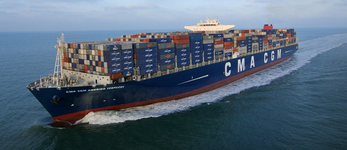 Top 10 Largest Container Ships In The