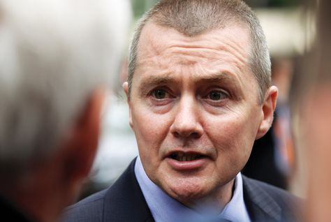 International Airlines Group (IAG) chief executive Willie Walsh.