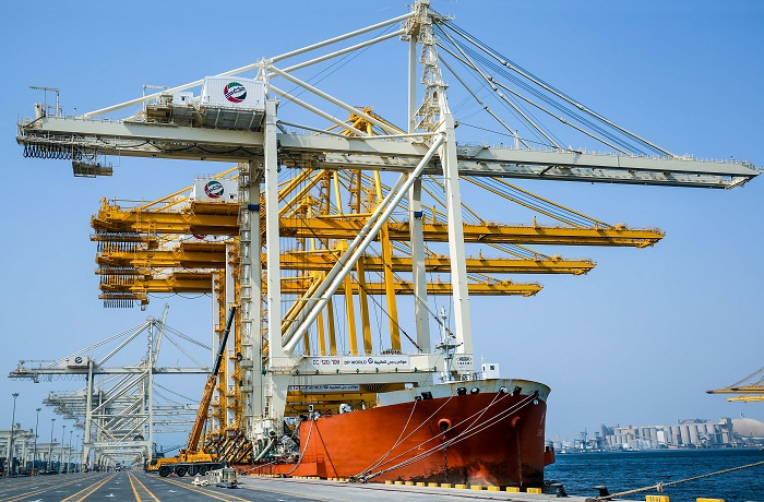 The first batch of 37 new ship-to-shore (STS) cranes and 47 Automated Rail Mounted Gantry (ARMG) cranes are already operational and servicing customers.