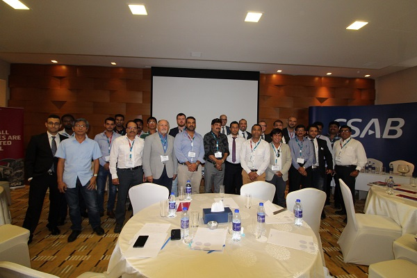 The seminar further provided end-users with insights into modern structural design trends and the suitability of SSAB steel for such projects.