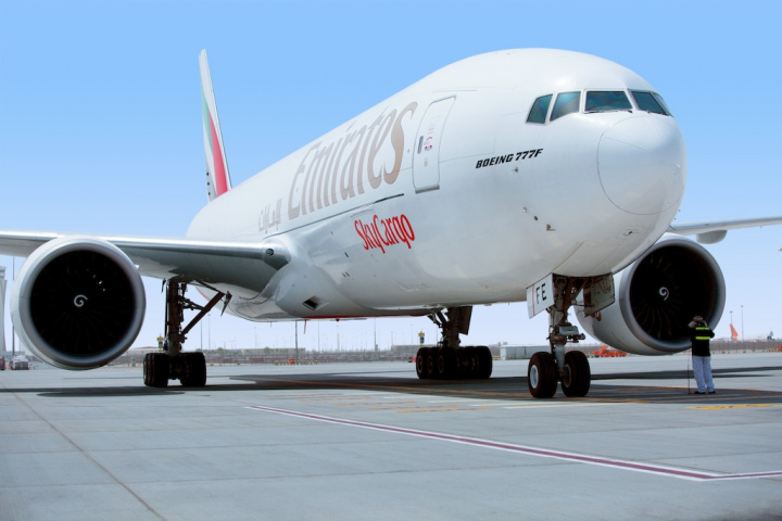 The freight arm of Emirates Airline will work with the first free zone dedicated to e-commerce in the Middle East to identify the best methods to add value to e-commerce logistics.