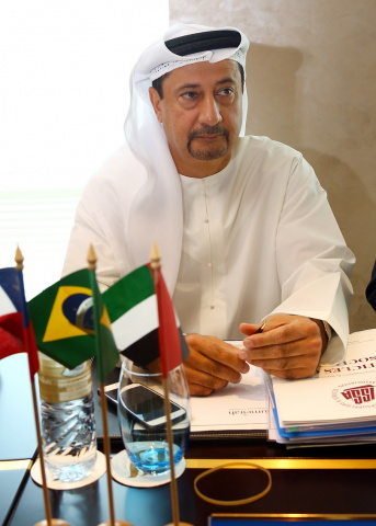 Saeed Al Malik is the first Arab national ever to hold the position.