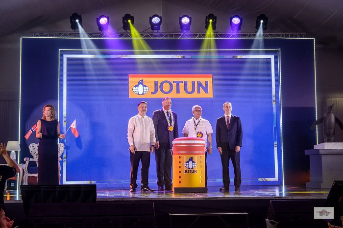 Situated in the industrial area of Sto. Tomas, the seven-hectare plant and main office will house more than 70 employees and will manufacture its own paint products.