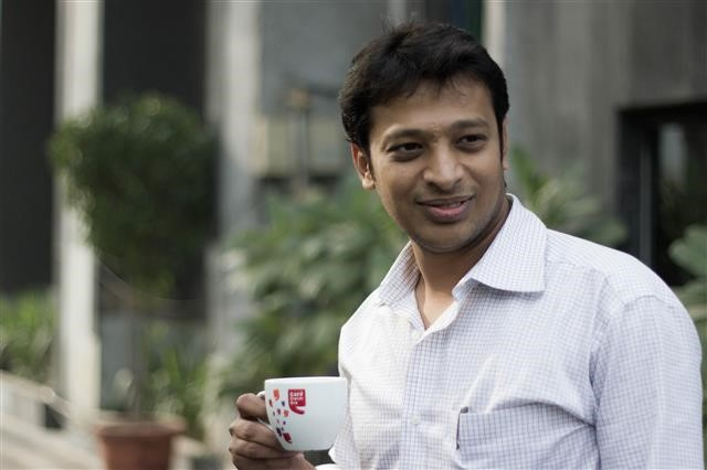 Kushal Nahata, co-founder and CEO of FarEye.