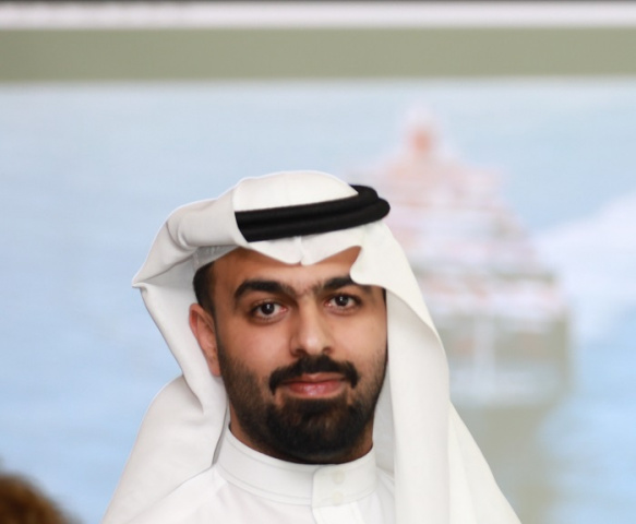 AlMuthana Al Kaid, executive director & board member, Takhzeen Logistics Company.