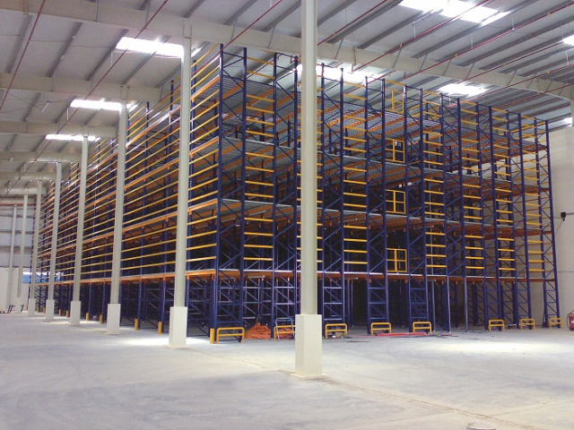 With storage space at a premium, the ability to efficiently store confidential and crucial documents in each square meter of the warehouse facility was a competitive advantage for Glenbeigh DWC.