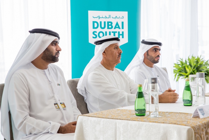 The Dubai South Aerospace Supply Chain is a landside free zone development of multi-purpose buildings for businesses that are a part of the global aerospace supply chain.