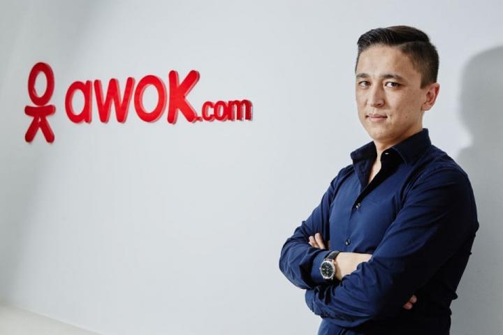 Ulugbek Yuldashev, CEO & founder, AWOK.com.
