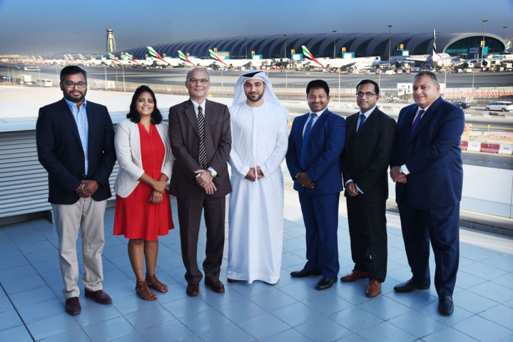 flydubai Cargo and dnata, in collaboration with Emirates Innovation Lab and IBM jointly developed a logistics platform in which blockchain infrastructure was implemented for supply chain transactions.