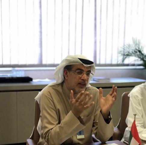 Khalifa Al Ali, managing director of FSCAD.