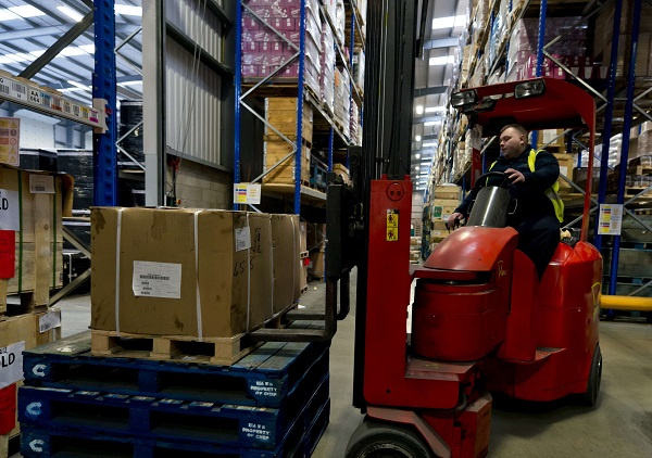 Roper Rhodes rapid growth in recent years required it to entirely overhaul its warehouse operations and wider supply chain in a major project with the help of Narrow Aisle.