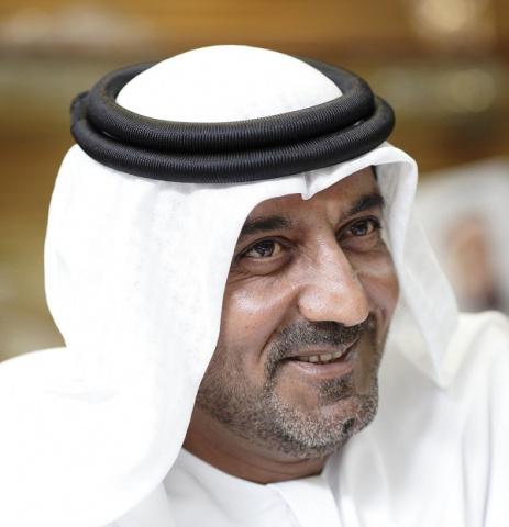 Sheikh Ahmed bin Saeed Al Maktoum, chairman of the Dubai Airport Freezone Authority (DAFZA).