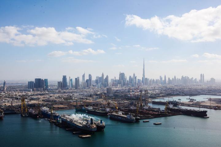 Dubai, Drydocks world, Shipyard, Environment, Sustainability