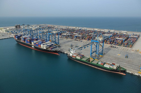 China is the UAEs second largest trading partner and the biggest exporter to the UAE, with Port Khalifa poised to become the primary gateway for Chinese goods.