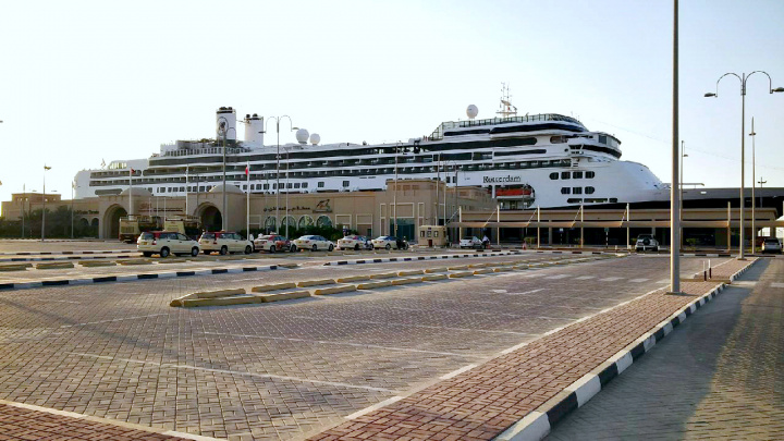 DP World wants to get cruise ships to operate out of Dubai for longer with the incentives.