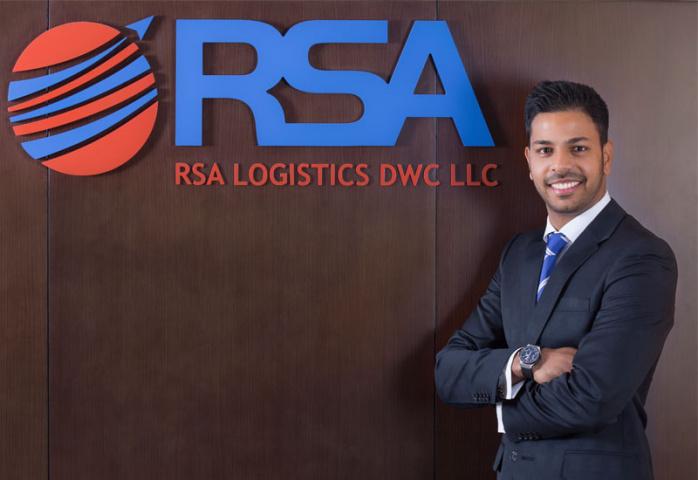 Abhishek Shah, Co-Founder & Group CEO of RSA Global.