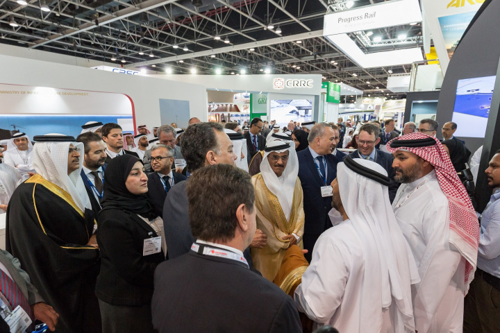 Middle East Rail is the largest railway industry event across the Middle East, North Africa, South and Central Asian region and will take place on March 12th and 13th at Dubai International Convention Centre.