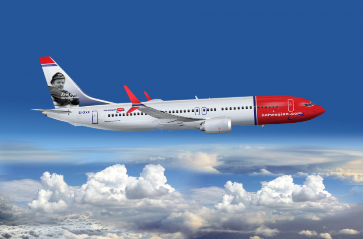 Norwegian Air was one of the first to confirm it would be seeking compensation for its grounded fleet of 17 737 Max aircraft