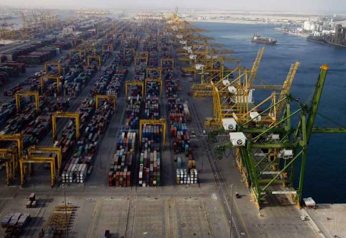 Dp world, Maritime, Port, Jebel Ali, EGA, Emirates Global Aluminium