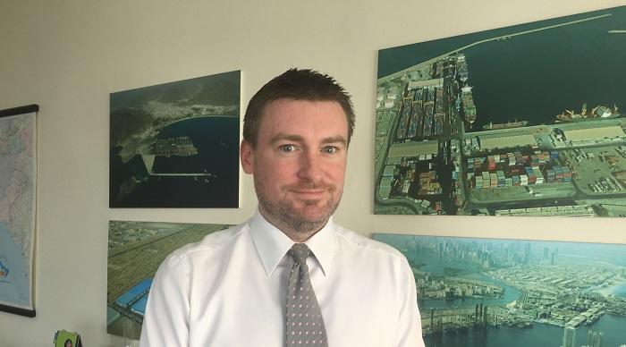 Richard James, managing director of GSCCO