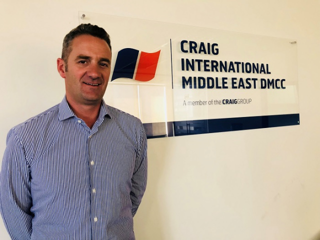Based at the companys premises in Dubai, United Arab Emirates, Steve brings more than 20 years experience and has held a number of senior supply chain positions for GE Oil and Gas, Technip and GAC Group.