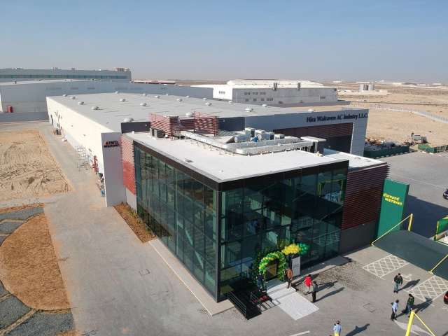 Hira walraven, National industries park, Warehouse, Distribution centre, Dubai