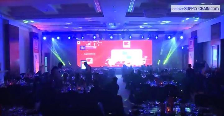 Logistics middle east awards, Scatas, Shortlist, Dubai