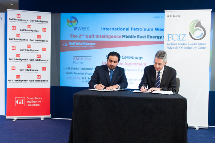 In collaboration with FOIZ, FEDCom and the 11 terminal operators that use the flagship Middle Eastern facility, S&P Global Platts has developed a full scale commercial deployment of the Blockchain distributed ledger technology.